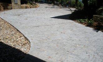 Random size cobblestone
